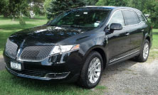 Corporate Limo Services to Buffalo Airport