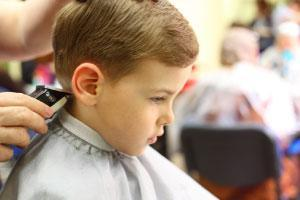 Children Haircuts