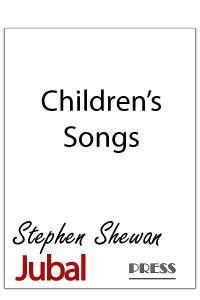 SSA womens chorus and piano. Children's Songs is a setting of Mother Goose rhymes. Includes, Jack Sprat, The Crooked Man, The Queen of Hearts and The Goops.