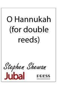 O Hannukah is a funk-rock setting of the traditional holiday favorite for double reed choir. The arrangement calls for two oboes, English horn and two bassoons.