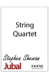String Quartet in 4 movements. I. Song, II. Dance 1, III. Elegy, IV. Dance 2.