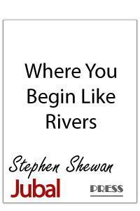 Where You Begin Like Rivers is a secular composition for SATB Chorus and piano. The text is by Canadian poet John V. Hicks.