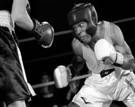 BOXING: Golden Gloves