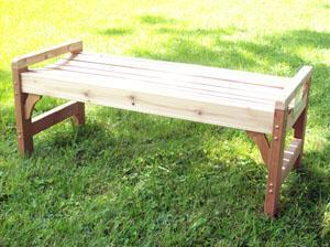 4 ft. Bench w/o Back