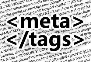 You can edit the page Title, Keywords meta tag, and Description meta tag