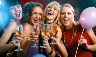 Enjoy Your Bachelorette Party Limo To The Fullest