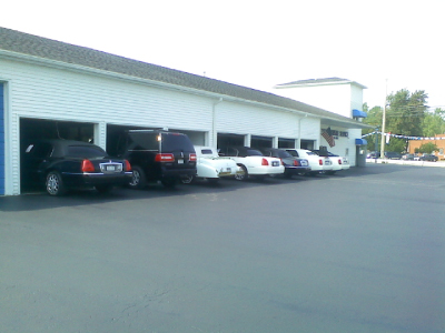 Check Out Our Limos In Buffalo