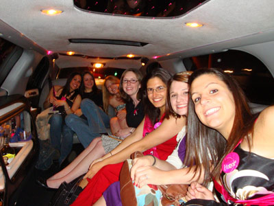 Wedding Party Limousine Service
