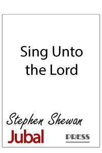 Sing Unto the Lord is for SATB (mixed) choir and trumpet and organ. The piece may also be purchased for SATB choir and piano. Text is Psalm 98.