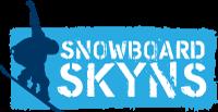 example logo - Snowboard Skyns